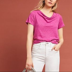 Anthropologie Horizon Tee Shirt